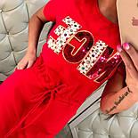 """Женское стильное повседневное с пайетками и карманами """"Nice"""" (3 цвета), фото 6"""