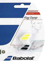 Виброгасители  Babolat  Flag damp*2 bk/yel