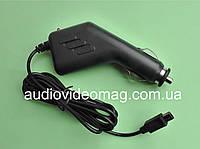 Автомобильный адаптер 5V 1A штекер mini usb, длина кабеля 1,4 метра