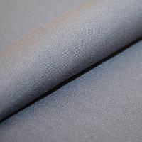 Ткань однотонная серо-голубой