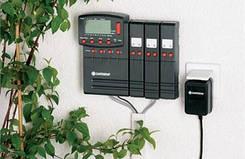 Блоки управління і клапани систем автоматичного поливу Gardena
