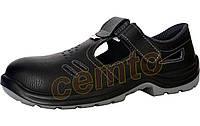 Сандали (полуботинки рабочие) EXENA TEVERE  на ПУП подошве, взуття спеціалье (напівчеревики робочі)., фото 1