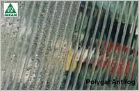 Сотовый поликарбонат Polygal с покрытием Antifog 8мм