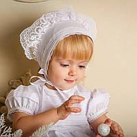 Детская шапочка Шарлотта от Miminobaby