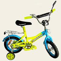 Двухколесный велосипед 12 дюймов 171238