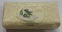 Мыло TiAmo Crema c экстрактом оливы 140г