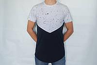 Стильная и молодежная мужская футболка