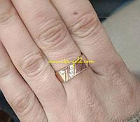 Золотой перстень 585 пробы.
