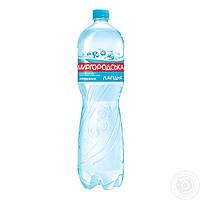 Минеральная вода Миргородская Лагидна природная слабогазированная пластиковая бутылка 1500мл Украина