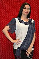 Женская нарядная блузка