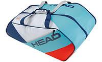 Теннисная чехол HEAD Elite Supercombi GRPT