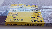 Лист шлифовальный водостойкий (шлифшкурка) PS 8A P1000, GEK Klingspor