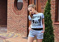 Костюм шорты и топ New York , фото 1