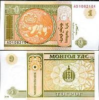 Монголія / Mongolia 1 Tugrik 2008 Pick 61А UNC
