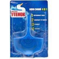 Туалетный блок Туалетный утенок Аква синий (5000204739060)