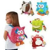 Детские рюкзаки игрушки