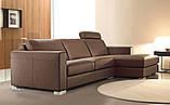 Італійський диван розкладний Broadway фабрика Alberta, фото 5