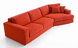 Італійський диван розкладний Broadway фабрика Alberta, фото 6