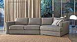 Італійський диван розкладний Broadway фабрика Alberta, фото 7