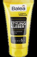 Balea Styling Creme Gel Partyresistenter Kleber - Водостойкий стайлинг-гель для волос Стальная хватка, 150 мл