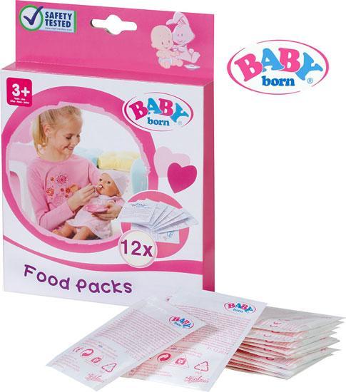 Еда для кукол Baby Born Zapf Creation 779170