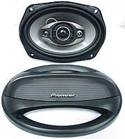 Pioneer TS-A6983S (440Вт) четырехполосные динамики, фото 1
