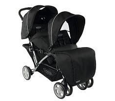 Детская коляска для двойни Graco STADIUM DUO