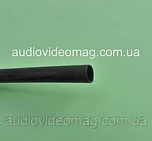 Термоусадочная трубка с клеевым слоем (3:1) - 4.8/1.6 мм, 1 метр, черная