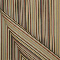 Ткань полоса терак/беж/корич