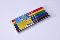 Фломастеры Centropen, 6 цветов, фломастеры для рисования на водной основе.