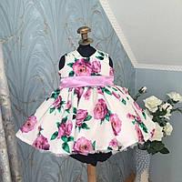 Платье праздничное. Размер 116
