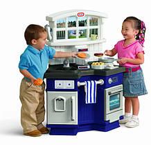 Интерактивная детская кухня Side By Side Little Tikes 171499. Кухня для детей
