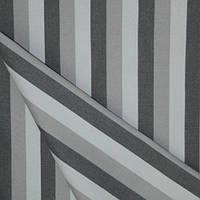 Ткань полоса т.сер/сер/св.сер