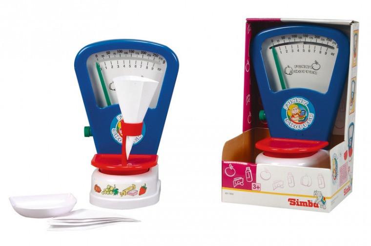 Весы детские магазинные игрушка Simba 4517932