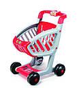 Супермаркет детский игровой электронный с тележкой звуком и светом Smoby 350202, фото 2