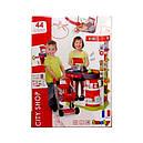 Супермаркет детский игровой интерактивный с тележкой Sity Shop Smoby 350204, фото 8