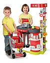 Супермаркет детский игровой интерактивный с тележкой Sity Shop Smoby 350204, фото 2