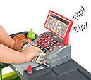Супермаркет детский игровой интерактивный с тележкой Sity Shop Smoby 350204, фото 3