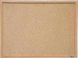 Дошка коркова Optima, розмір 30х45 см, MDF рамка
