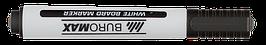 Маркер для магнітних дошок, JOBMAX, чорний