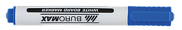 Маркер для магнітних дошок, JOBMAX, синій