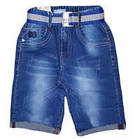 Джинсовые шорты для мальчиков, Nice Wear, размеры 110,116,128,134,140, арт.  NN12