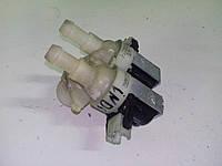 Клапан двойной 16001666902 для стиральной машины Indesit, Ariston, б/у