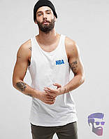 Майка борцовка мужская NBA