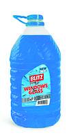 """Средство для мытья окон и стеклянных поверхностей """"BLITZ crystal""""  5л"""