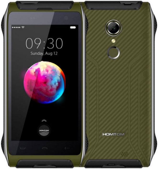 Homtom HT20 Pro 3/32 Gb green ip68