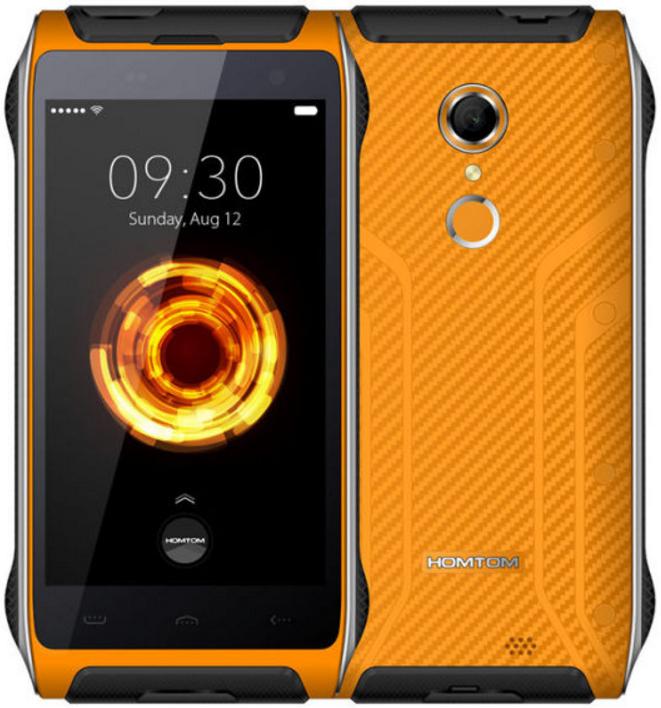 Homtom HT20 Pro 3/32 Gb orange ip68