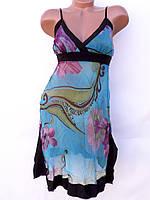 Легкие женские туники (в расцветках 46,48), фото 1