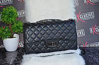 Качественная сумка Chanel (Шанель) черная., фото 1