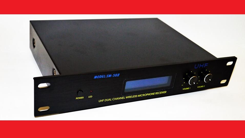 Радиомикрофон SHURE SM58 (sm58 - II)